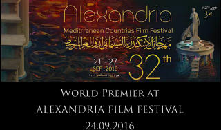 World Premier at  ALEXANDRIA FILM FESTIVAL 24.09.2016